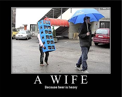 wife-beer