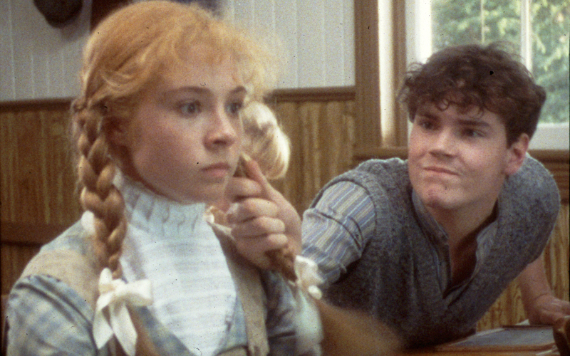 Flashback to Feisty Females in Film: Anne of Green Gables ...